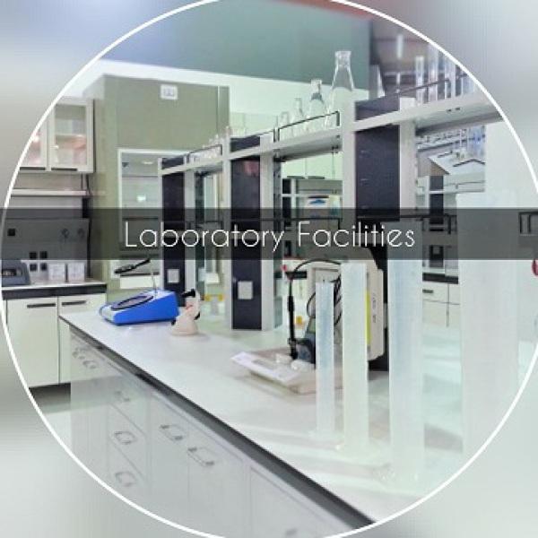 Labeda Laboratory Facilities