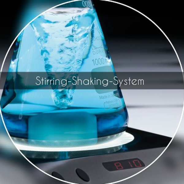 Labeda Stirring & Shaking Systems