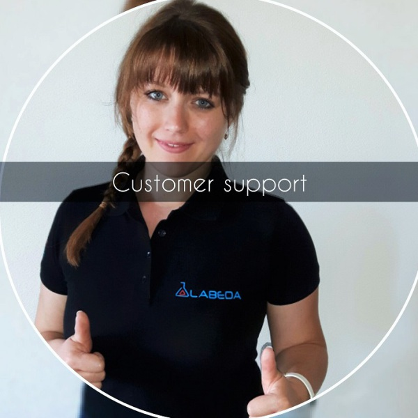 Labeda customer support contact